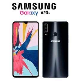 Samsung Galaxy a20s 32 GB Libre