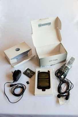 Celular Alcatel Ot 710a Liberado Táctil . Falla Pantalla  para RTO