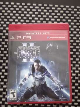 Stars wats the force unleashed fisico