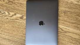 "MacBook Pro 13.3"" Touch Bar 3.1 GHz 8GB 256GB"