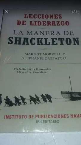 LECCIONES DE LIDERAZGO LA MANERA DE SHACKLETON