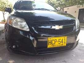 Se vende carro sali ltz motor 1400 CC