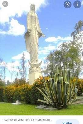 motivo viaje vendo lotes  en jardines de la inmaculada