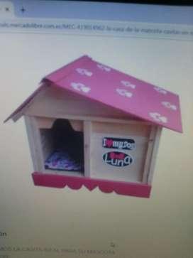 Casas para Mascotas en  Pino