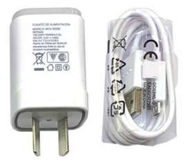 CARGADOR LG 100 % ORIGINAL 5V  0.85A CONSULTE CAPITAL FEDERAL