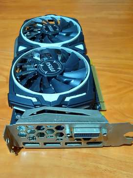 Tarjeta de Video Rx 570 MSI OC 4 Gbe