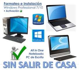 Mantenimiento Portatiles, computadoras SIN SALIR DE CASA