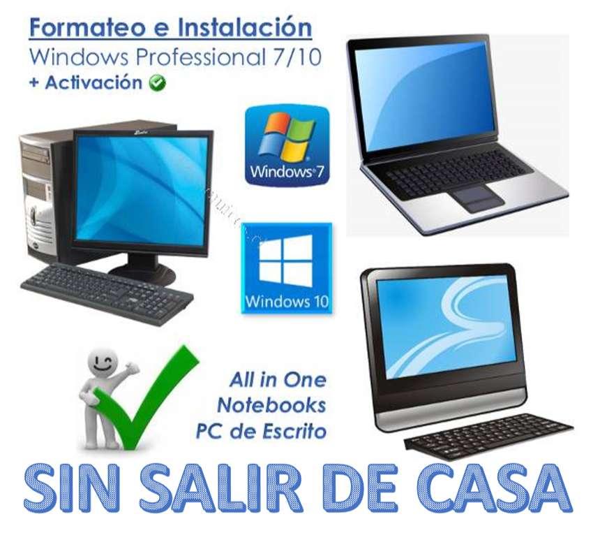 Mantenimiento Portatiles, computadoras SIN SALIR DE CASA 0