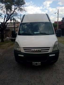 Vendo permuto Iveco daily 55/16.furgon dual.