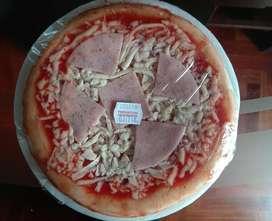 Sandwich Mixto, Triples Y Pizza Personal