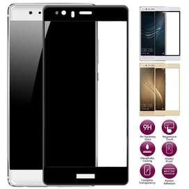 VIdrio templado 5d Huawei P10 lite