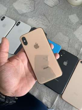 Iphone xs de 256 gb dorado