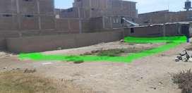 OPORTUNIDAD UNICA!. Terreno en Moche Pueblo