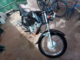 Honda Cb1 125, impecable