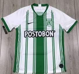 Camiseta Atlético Nacional Temporada Actual Hombre Titular 2020