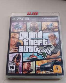 Juegos PS3 en físico