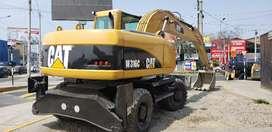 Excavadora de Llantas Caterpillar M316C Import