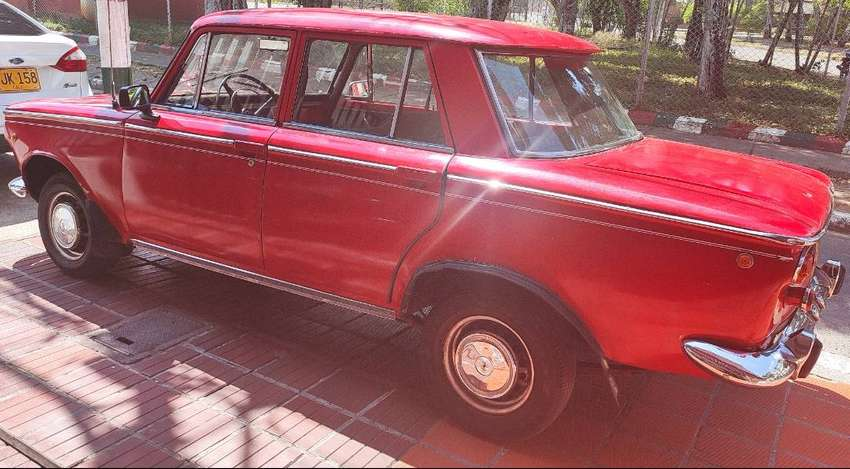 FIAT ZASTAVA CLASICO 1973 PERMUTO POR MOTO NUEVA 0