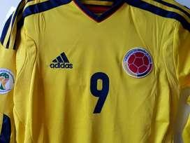 Camiseta futbol Selección Colombia Falcao 9