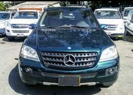 Camioneta, Mercedes Benz 350 ML