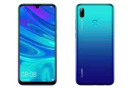 Huawei p smart 2019, 6.5 azul condición 9/10