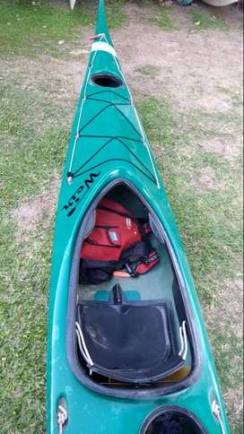 "VENDO KAYAK WEIR ""CRUZ DIABLO"""