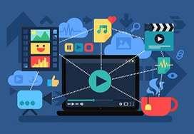 Se busca Diseñador multimedia