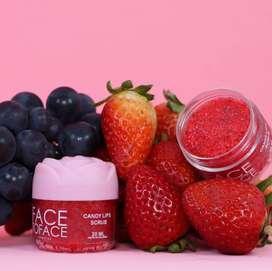 Candy Lips - Exfoliante para labios