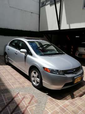 DISPONIBLE ESPECTACULAR HONDA CIVIC EX ÚNICA DUEÑA