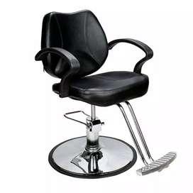 Silla de peluqueria 2 mess de uso