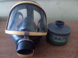 Respirador con proteccion facial
