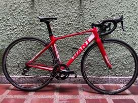 Bicicleta ruta giant tcr adv pro talla S