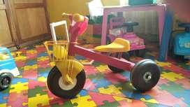 Triciclo pequeño