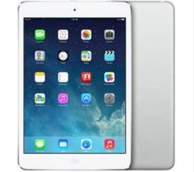 iPad Mini blanca 7.9 pulgadas (como nueva)