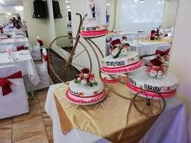 Local de Recepciones catering y eventos Latacunga