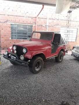 Jeep 4x4 con GNC