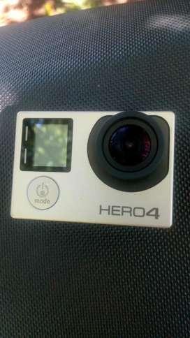 Vendo O Permuto Gopro Hero 4 Silvertouch