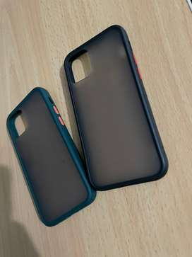 Case / forro / silicona IPHONE 12 mini