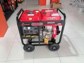 Planta Electrica/Generador Electrico Diesel 5500 Watts