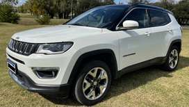 DUEÑO VENDE JEEP COMPASS LIMITED 2,4 AT9