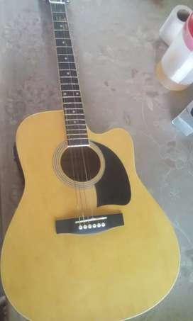 Guitarra electroacustica MEKSE