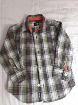 Camisa Carters