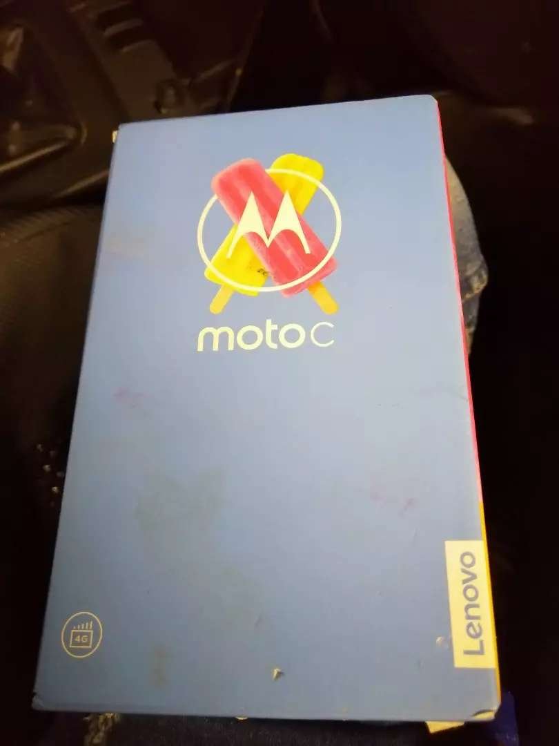 Moto c nuevo 0