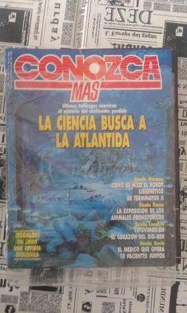 Revista Conozca Más  N42  Año 1992