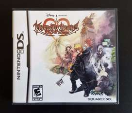 Kingdom Hearts Ds