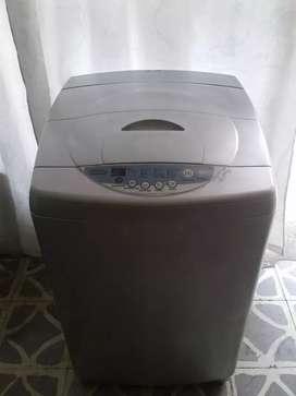 Lavadora Samsung en buen estado con garantía