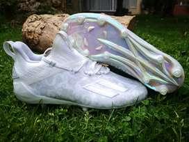guayos adidas, futbol, guayos, originales, importados, adidas,  talla 37, blancos, nuevos, ganga,