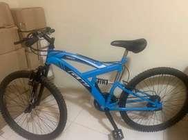 Bicicleta GW Caronte Rin 26