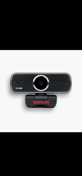 CÁMARA REDRAGON WEB FHD 1080p USB HITMAN GW800