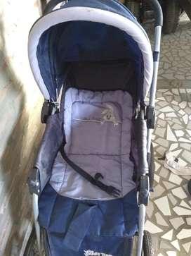 Coche Cuna para Bebe